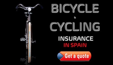 bicycle insurance in spain cheap cycling insurance in spain