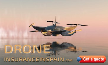 Drone insurance-spain-portugal-gibraltar