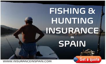 Man standing on the front of the boat at the river Ebros in Spain fishing.