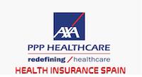 AXA PPP Health insurance Spain