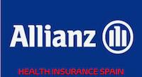 Allianz health insurance Spain