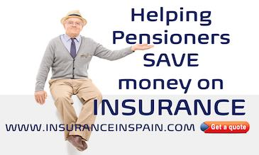 Insurance discounts and special offers for Pensioners in Spain