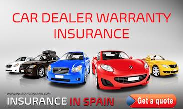 Used and second hand Car warranty insurance for car dealers in Spain
