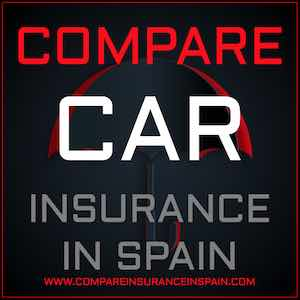 Compare car insurance in Spain, Portugal, Gibraltar, UK in English