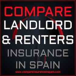 Compare Landlords and renters insurance in Spain in English