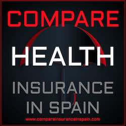 Compare health and medical insurance in Spain in English