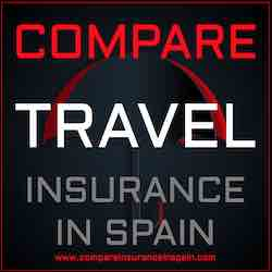 Compare travel insurance in Spain