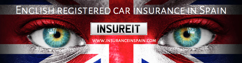 english registered car insurance in spain british plated car insurance in spain