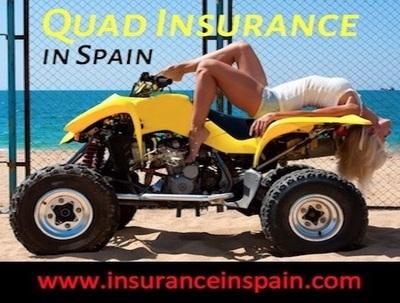 Dangers of renting a Quad in Spain.: Quad adventures in Spain | Dangers of renting a Quad in Spain.
